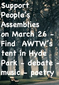 Join us in Hyde Park