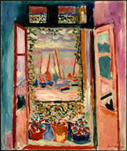 Matisse Open Window