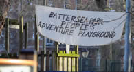 Battersea adventure playground