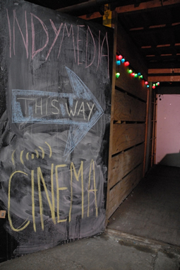 Indymedia cinema