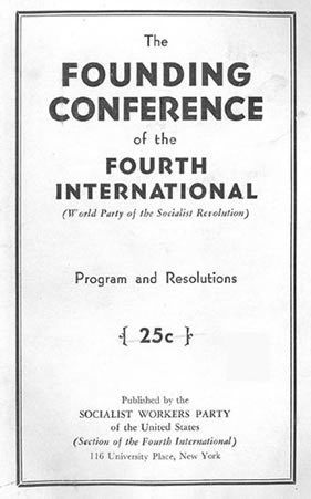 Founding of Fourth International
