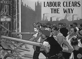Labour clears the way at House of Lords