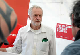 Jeremy Corbyn at Tolpuddle