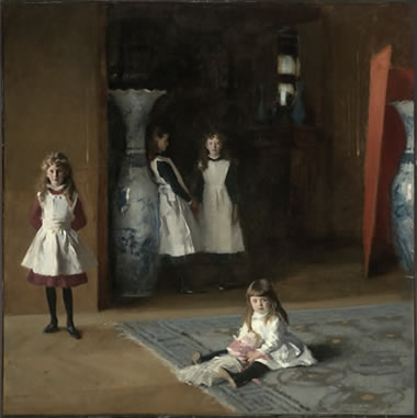 Sargent: The Daughters of Edward Boit