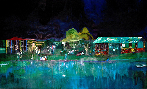 Peter Doig Music of the Future
