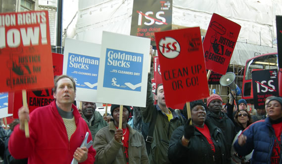 Goldman Sucks demo