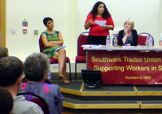 Southwark against cuts